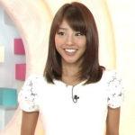 """岡副麻希 """"黒い桐谷美玲""""と噂のアナ!すっぴん水着画像も可愛い"""