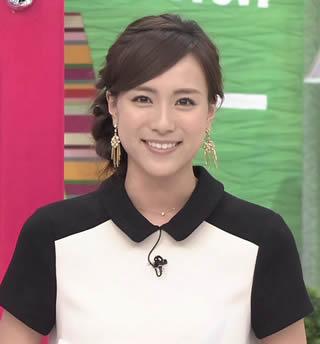 TBS 可愛いと話題 笹川友里アナ