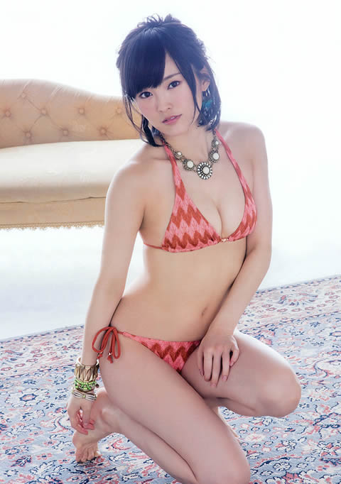 NMB48・山本彩 最新 みんなの山本彩 写真集 画像