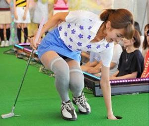 加藤綾子 太もも チラセクシー画像
