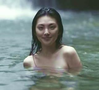 田中麗奈 セミヌード画像