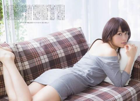 深川麻衣 元乃木坂46の可愛すぎのミニスカのセクシーな服