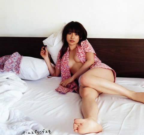 大島優子 やばいセミヌ─ド画像